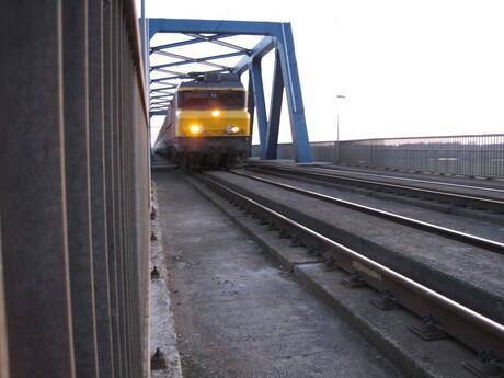 Razende trein