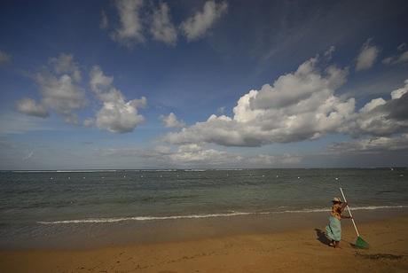 strand Bali.