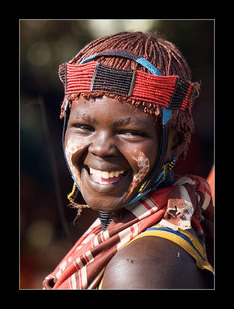 Ethiopia - Hamar Woman