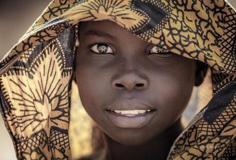 Girl from Chihanga