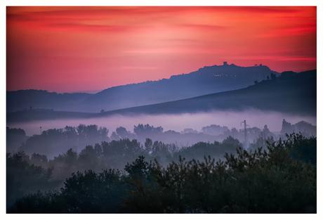 Toscaanse dageraad