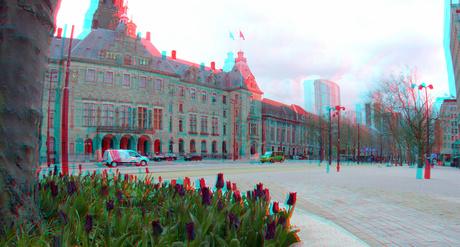 Coolsingel Rotterdam 2021 3D GoPro