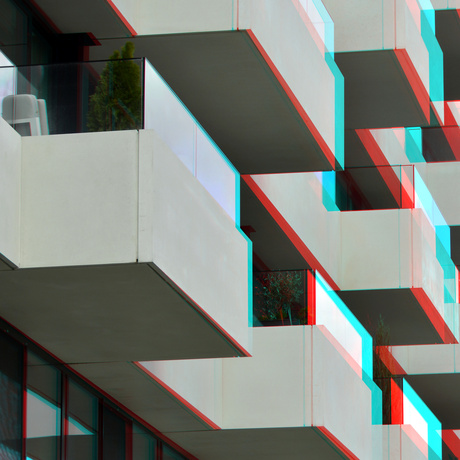The Muse Wijnhaven  Rotterdam 3D