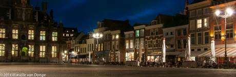 Marktplein Delft