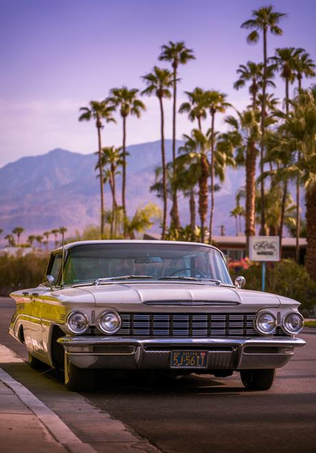 Oldsmobile @ Palm Springs