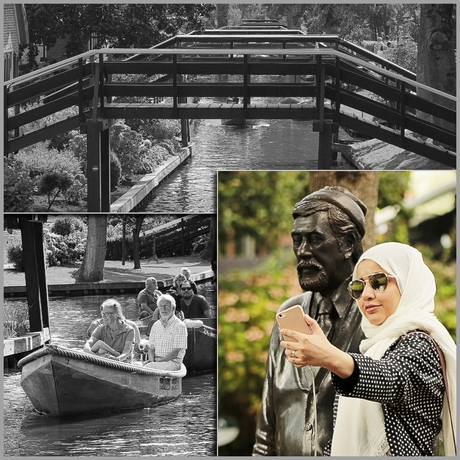 collage giethoorn kl zww w