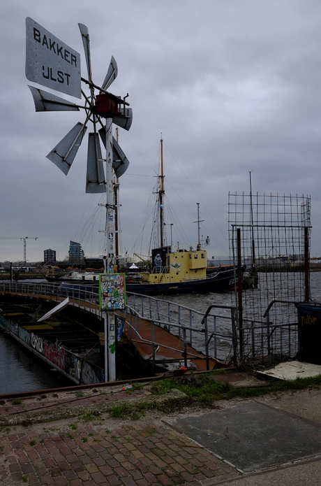 Amsterdam Noord NDSM Haven