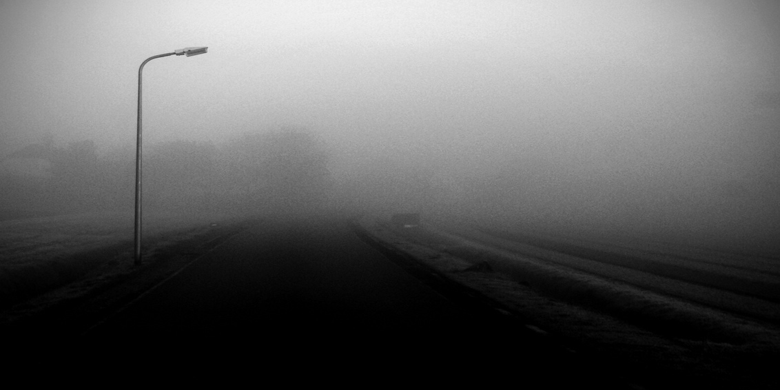 Mist - . - foto door LeoKlinkenberg op 19-03-2011 - deze foto bevat: mist