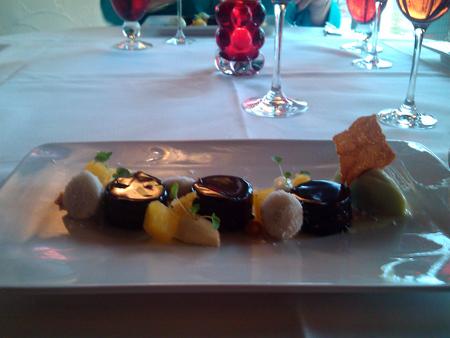 Dessert - #lekkerite - foto door w.zijlstra10 op 12-03-2012 - deze foto bevat: smakelijketen, #lekkerite