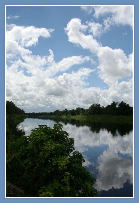 Saramacca rivier