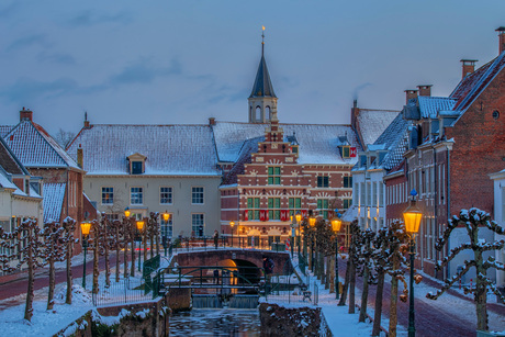 Winter in Amersfoort
