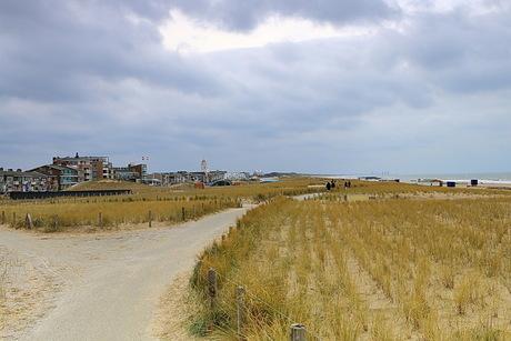 Katwijk aan Zee en de duinen