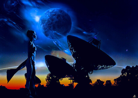 Searching for aliens