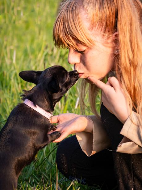 Een kus