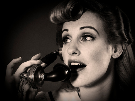 Joyce calling....