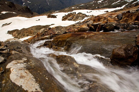 Vallend water Vent Oostenrijk