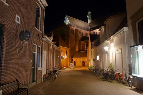 Korte Kerkstraat HDR