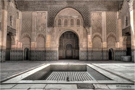 Koraanschool Ben Youssef