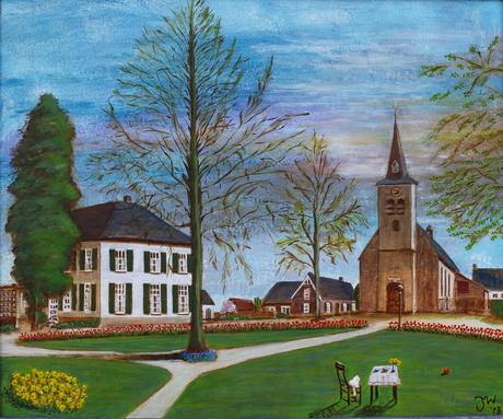 Kerkplein Hemmen
