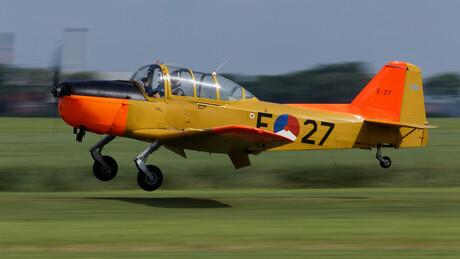 S-11 in de landing