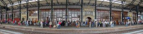 Panorama Station Haarlem