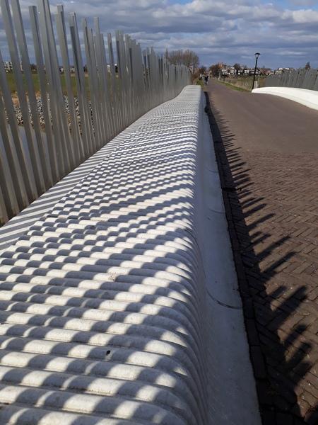 20210306_140806 - Pont Napoleon in Vianen is de brug die zo genoemd is omdat Napoleon ooit via deze plek de Lek heeft bereikt om daar over te steken naar Vreeswijk. - foto door pagrach op 07-03-2021 - deze foto bevat: lijnen