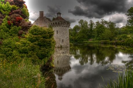 Scotney Castle HDR