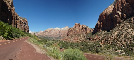 Roads of Zion