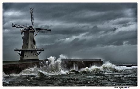 Stormachtig