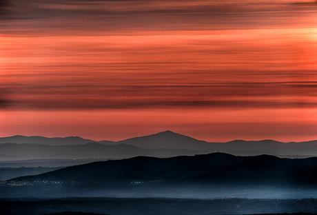 Sunrise in Marvão