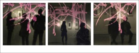 Museumbezoekers Serie 4