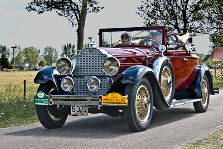 Packard 626 Convertible Coupé 1929 (2566)