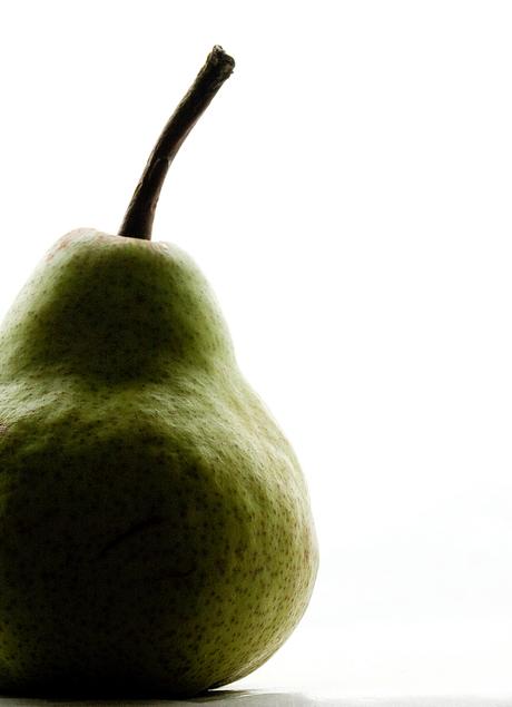Portret van een peer