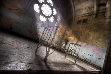 Incoming - Beelitz - foto door Sjwets op 05-08-2011 - deze foto bevat: urbex, beelitz, heilstatten, sjwets