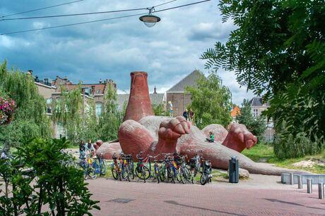 Feestaardvarken – 2013 - Rozetkwartier, Arnhem