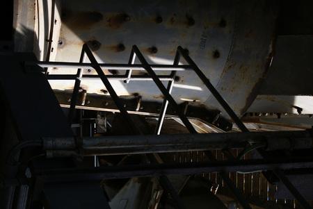 Vergane glorie - Met zoom.nl naar Duitsland ^^ - foto door MarijeScheening op 14-06-2017 - deze foto bevat: licht, lijnen, architectuur, gebouw, perspectief, fabriek, verlaten, vervallen, duitsland, urbex, urban exploring