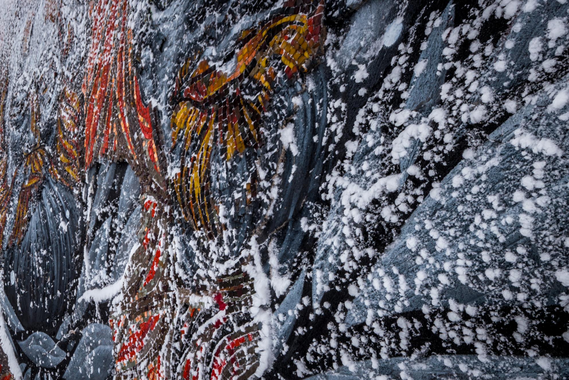 Buzludzha - Buzludha is een historische piek (1,432 mtr hoog) van de Balkan bergen in Bulgarije. In 1868 vond hier de laatste slag tussen Bulgaarse rebels en het - foto door esmeralda160867 op 04-04-2018 - deze foto bevat: oud, architectuur, gebouw, verlaten, vervallen, urbex, urban exploring - Deze foto mag gebruikt worden in een Zoom.nl publicatie