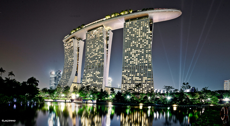 Singapore : Marina Bay Sands Hotel