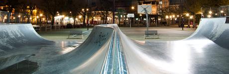 Skatepark Museumplein