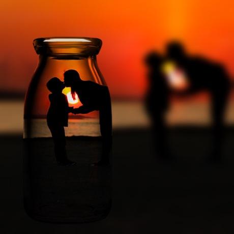 Love in a bottle