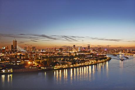 Rotterdam avond