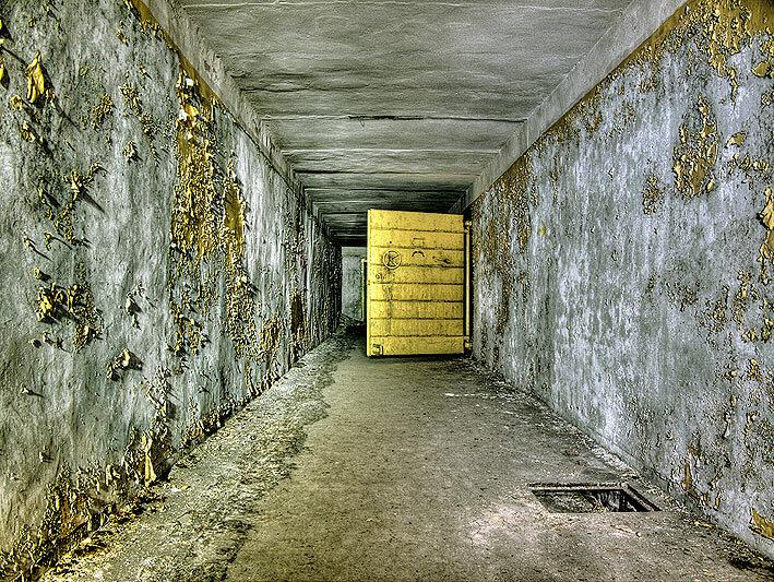 Bunker complecs - Bunker complecs in de voormalige DDR - foto door fap op 16-09-2013 - deze foto bevat: oud, foto, urban, verlaten, vervallen, hdr, duitsland, urbex, oost, bunkers, ddr, tonemapping, nuclear, atoom, armament, voormaling, fap., kernwapens, Frankenforde