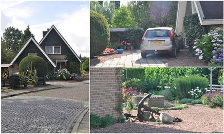 Collage huis
