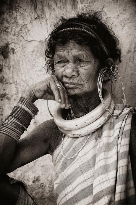 Gadaba Kondh woman.