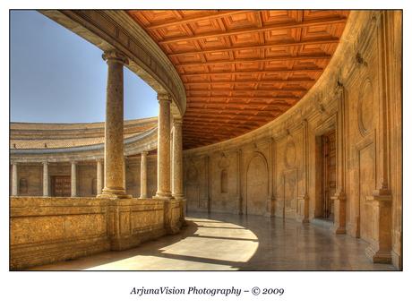 AlHambra - Granada - Spanje