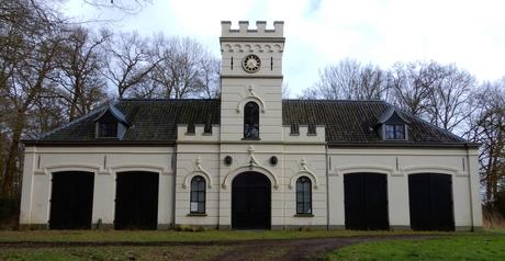 koetshuis kasteel Beverweert