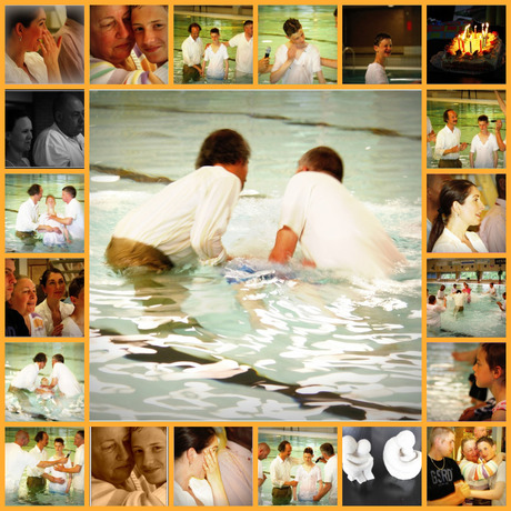 Je bewust laten dopen