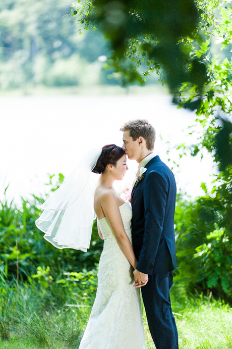 Bruidsfoto in Gelderland