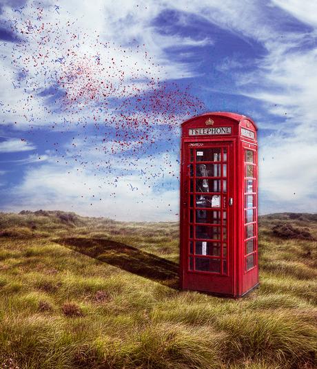 . . . Londen calling . . .