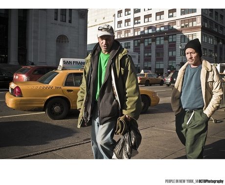 People in New York 14